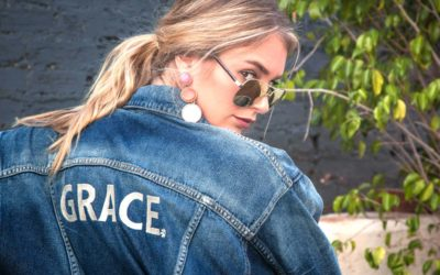 Trishia Grace Featured in California Apparel News
